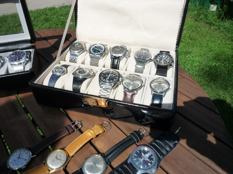 Camping et montres ce week-end… 313