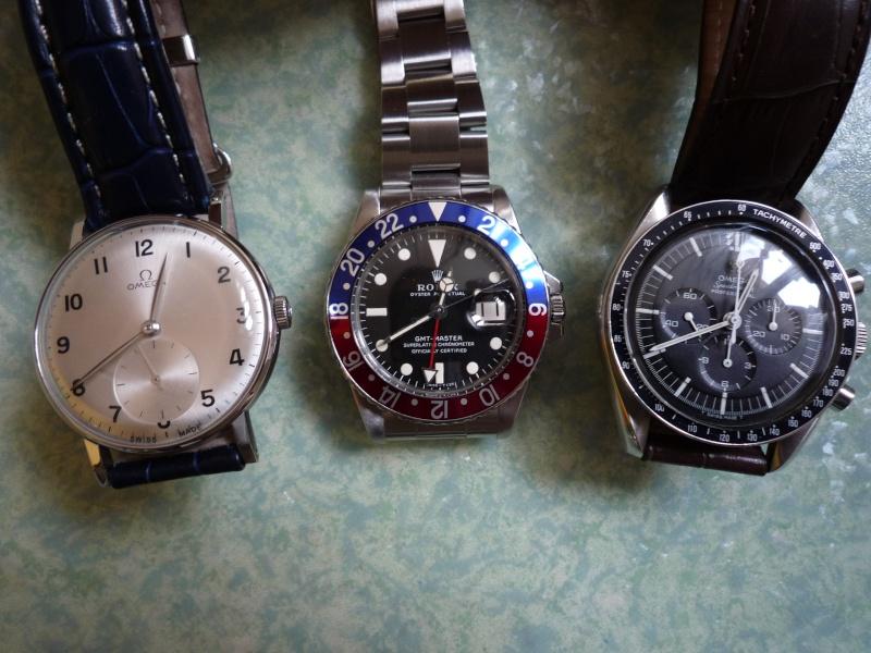La montre préférée de votre collection, une tite photo svp qu'on mire 38_40_10