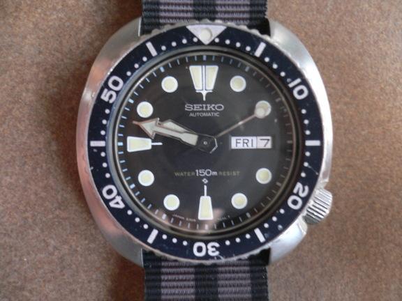 Jai fais l'acquissition de cette montre de plongée et j'aimerais bien votre avis Image610