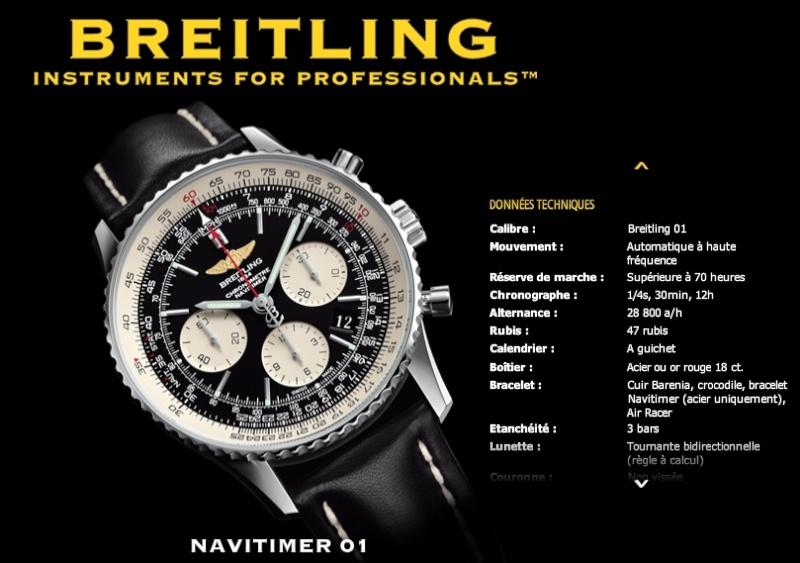 Breitling ; deux modèles : Avis des membres du forum Navi_010