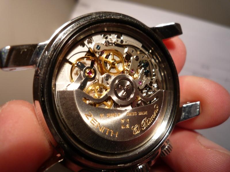 Les plus beaux calibres de montres mécaniques vintages et contemporains du monde ... - Page 2 P1100315