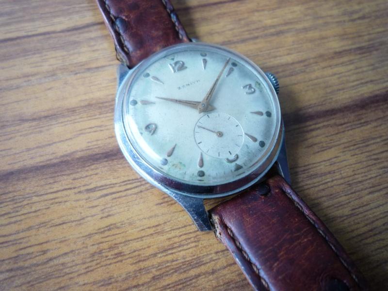 (VENDUE) Zénith vintage P1100417