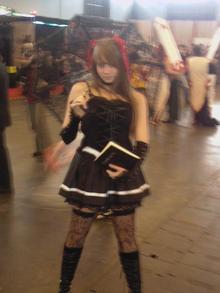 Japan Expo 9 (2008) Photos22