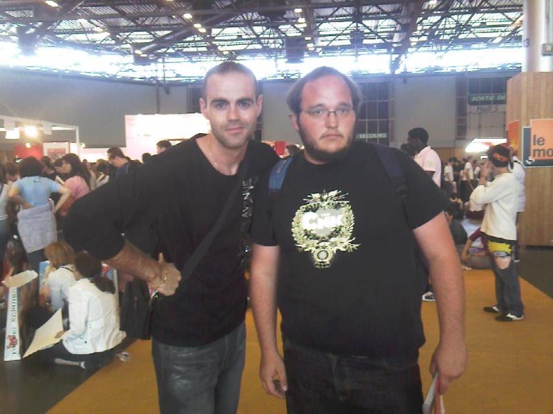 Japan Expo 9 (2008) Photos26