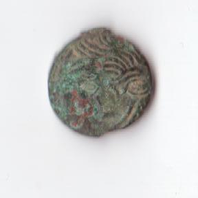 Bronze CALIAGIID vers 60-50 av JC - Bituriges-Cubes Gauloi19