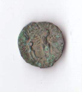 Bronze CALIAGIID vers 60-50 av JC - Bituriges-Cubes Gauloi20