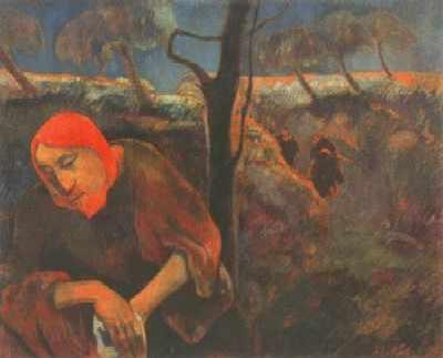 Η τελευταία άνοιξη... βαστάζοντας Επιτάφιο και Ανθεστηριώνα - Σελίδα 2 Gaugui10