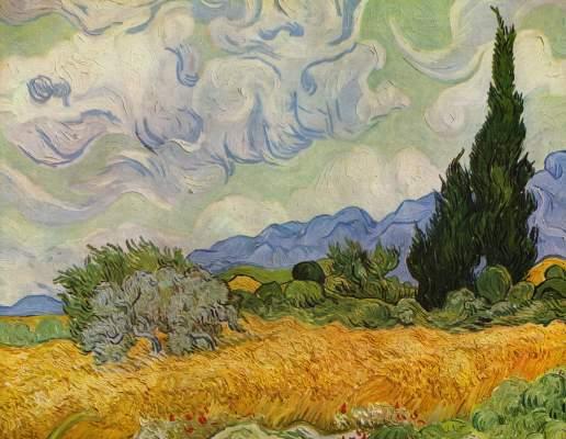 """Η """"Λου"""" του Λιαντίνη Gogh2010"""