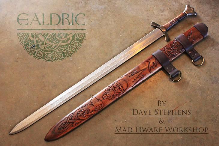 Classification Petersen (style viking) Ealdri10