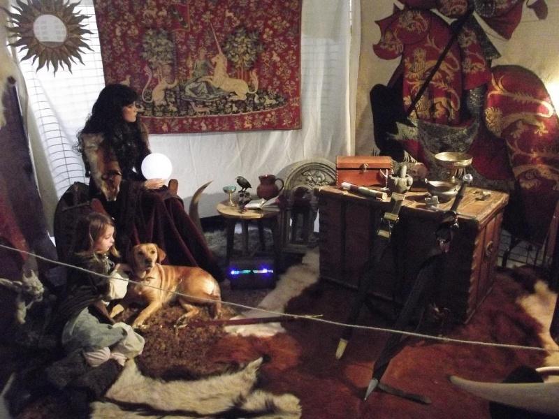 EXpo 2012  Chevaliers Pourpres Arthur/Morgane Morg510