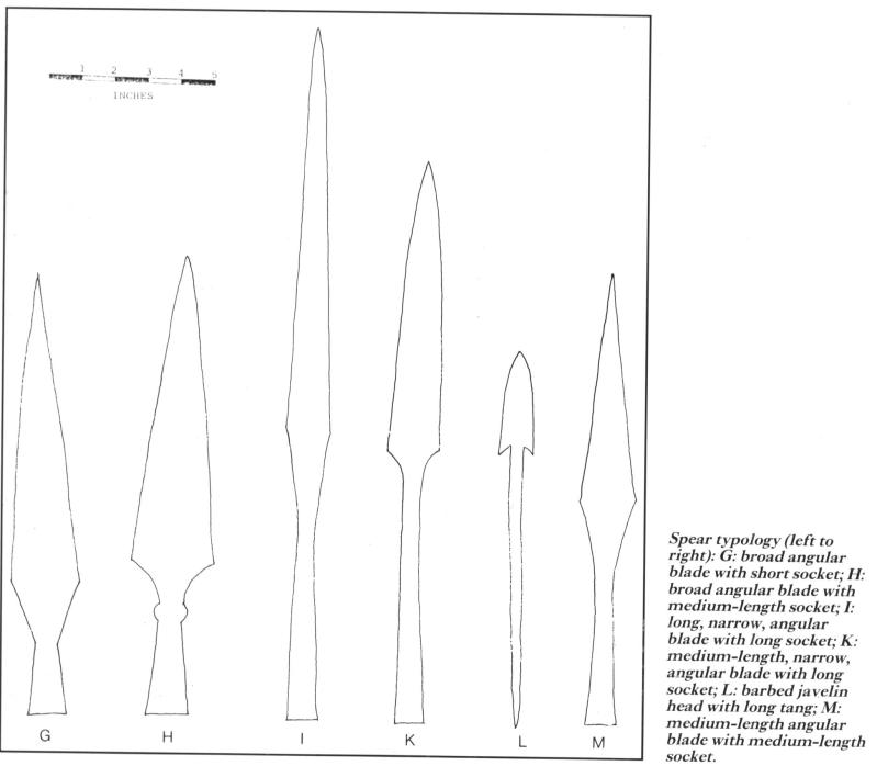 Classification Petersen (style viking) Spearg10