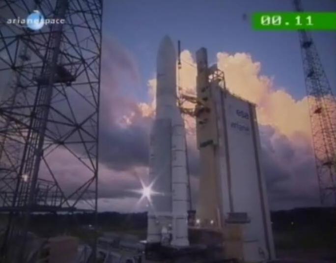 Ariane 5 ECA V184 / ProtoStar 1 & Badr 6 (07/07/08) - Page 3 H01110