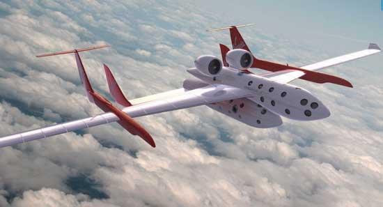 Avion fusée Spaces11
