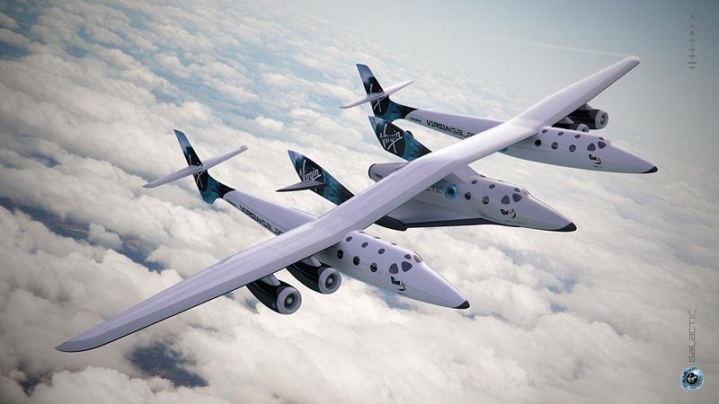 Avion fusée Spaces12