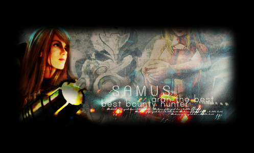 *// Fan Art: Misao //* Samus10