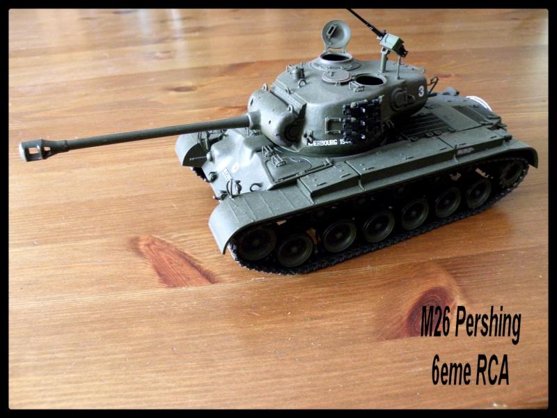 (tamiya) M26 Pershing 6e RCA P4050018