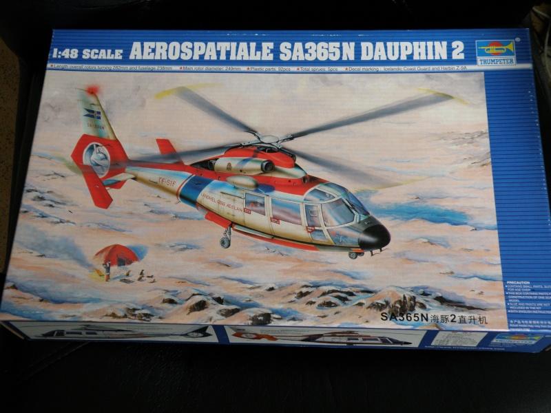 SA 365 N dauphin 1/48 Pa270016