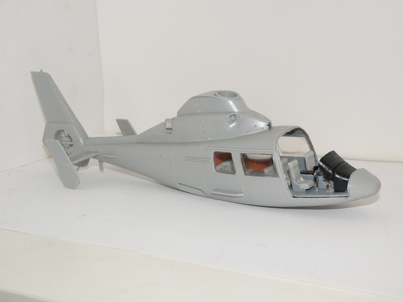 SA 365 N dauphin 1/48 Pa290010