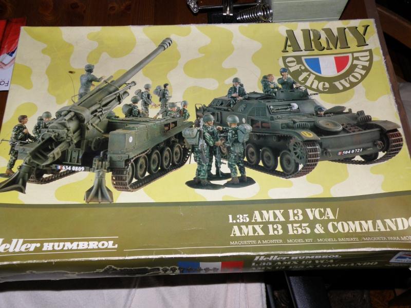 AMX13/155 et VCA 1/35e heller Pb150010