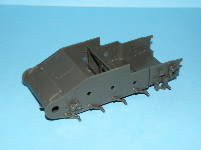 AMX13/155 et VCA 1/35e heller Pb150011