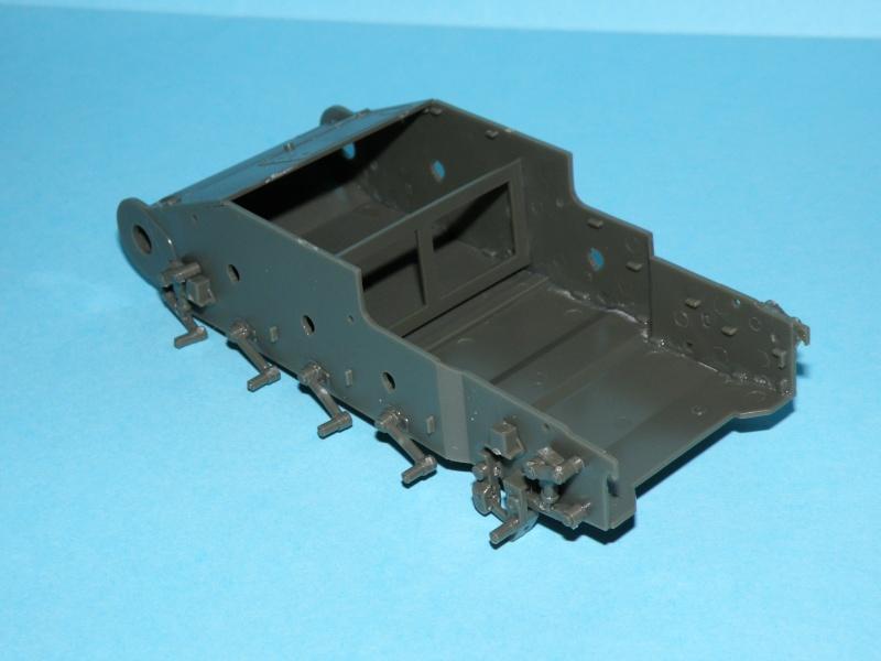 AMX13/155 et VCA 1/35e heller Pb150014