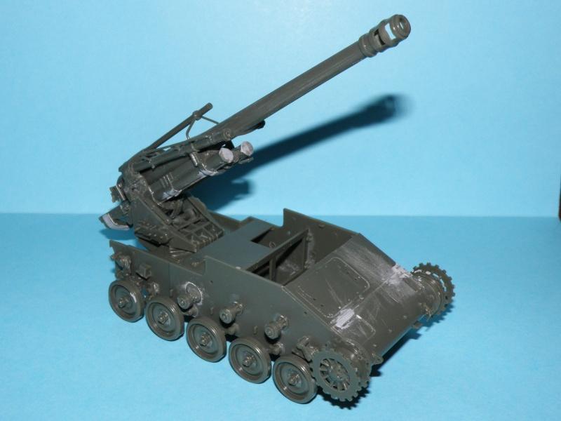 AMX13/155 et VCA 1/35e heller Pb210015