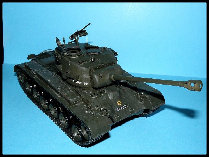 (tamiya) M26 Pershing 6e RCA Pb260011