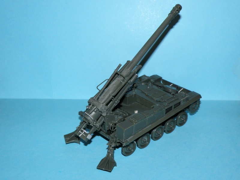 AMX13/155 et VCA 1/35e heller Pb300012