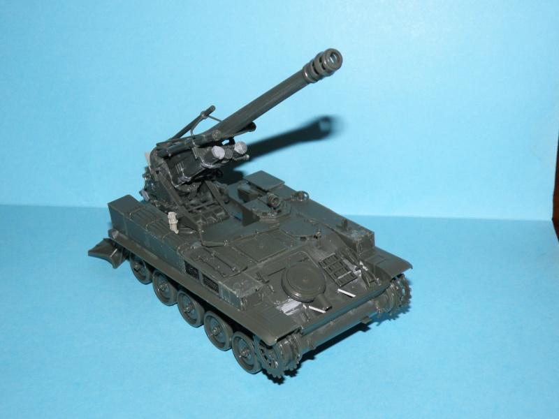 AMX13/155 et VCA 1/35e heller Pb300013