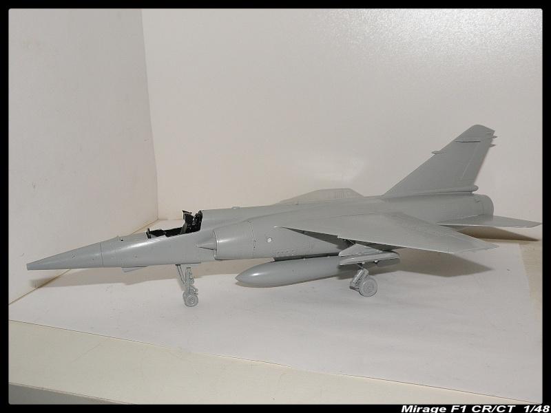 mirage  F1 CR/CT 1/48 italeri Pc150010