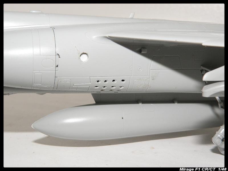 mirage  F1 CR/CT 1/48 italeri Pc150011