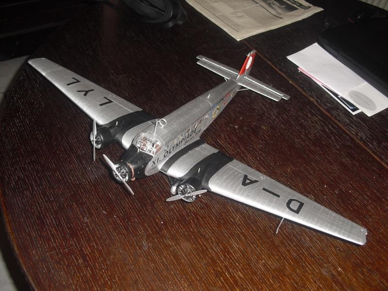Junkers Ju 52 1/48 revell Cimg2412