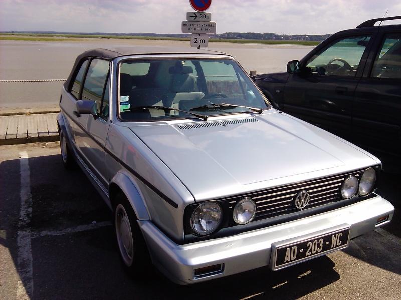 golf one cab karmann 1990 2012-053