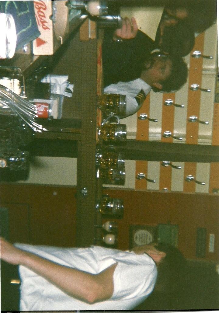 Le beau Westhinder quand j'étais à bord Photo_16