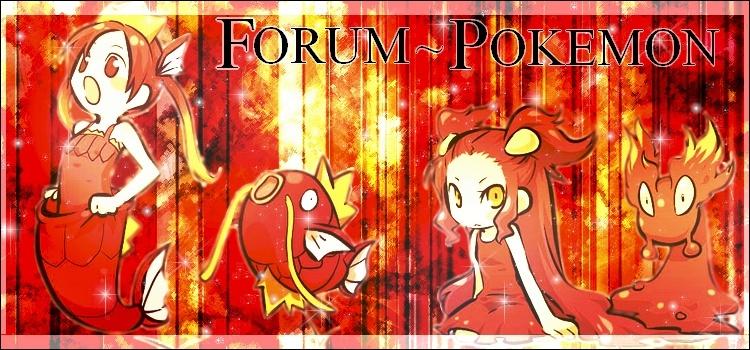 Pokémon Noir & Blanc Forum Wi-Fi!