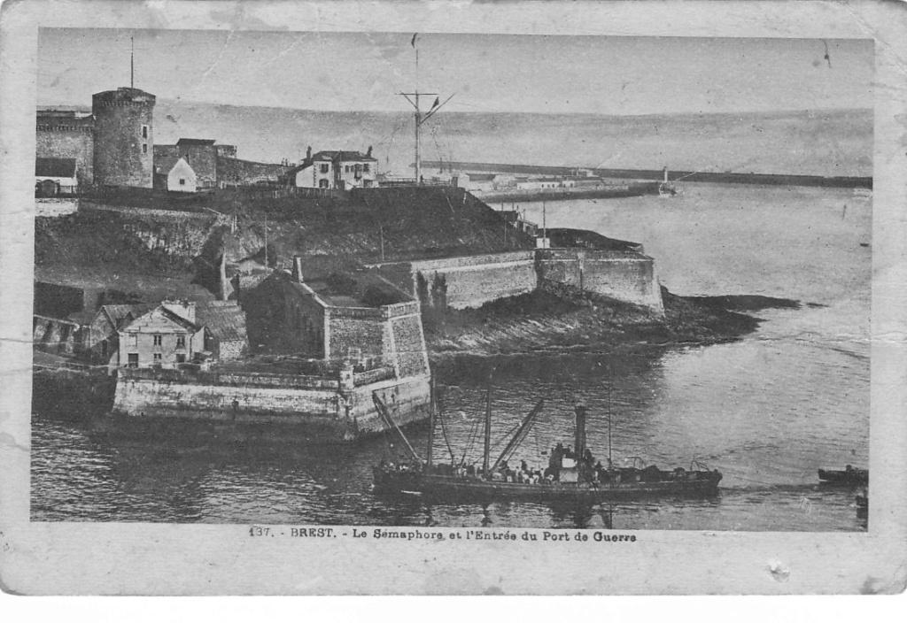[Les ports militaires de métropole] Port de BREST - TOME 3 - Page 16 Brest10