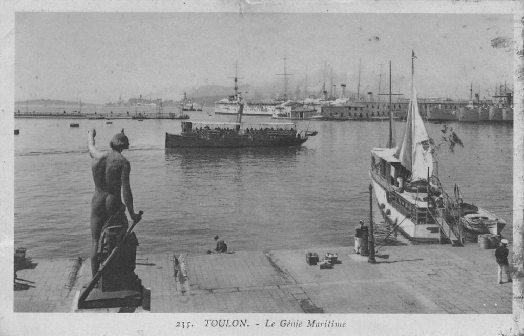 [ Les ports  militaires de métropole ] Toulon des années 30 - Page 2 Toulon12