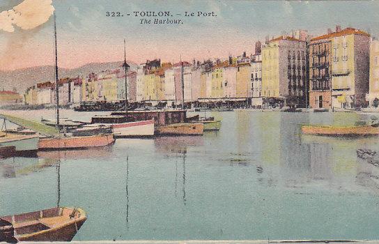 [ Les ports  militaires de métropole ] Toulon des années 30 - Page 2 Toulon13