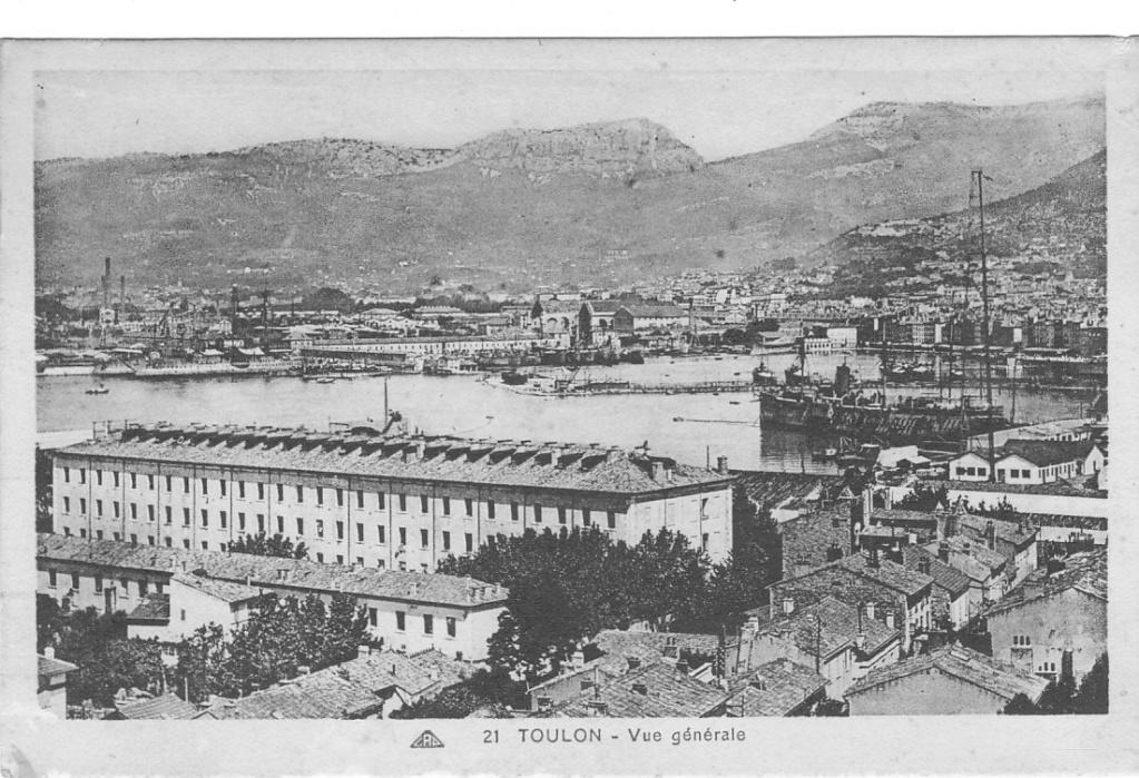 [ Les ports  militaires de métropole ] Toulon des années 30 - Page 2 Toulon15