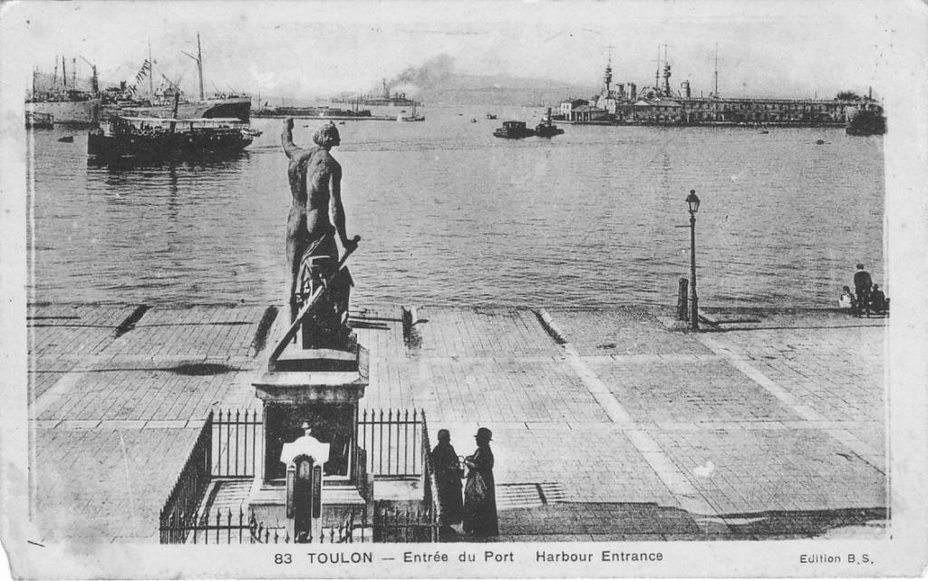 [ Les ports  militaires de métropole ] Toulon des années 30 - Page 2 Toulon16