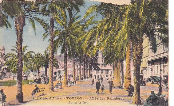 [ Les ports  militaires de métropole ] Toulon des années 30 - Page 2 Toulon21