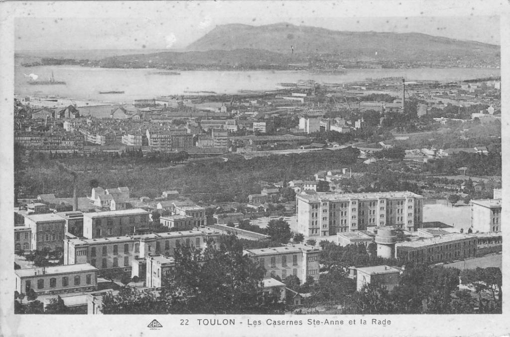 [ Les ports  militaires de métropole ] Toulon des années 30 - Page 2 Toulon23
