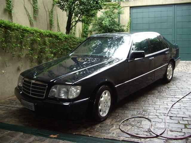 s500 1993 - S500 W140 Ano 1993/ 1993 - VENDIDO Pictur16