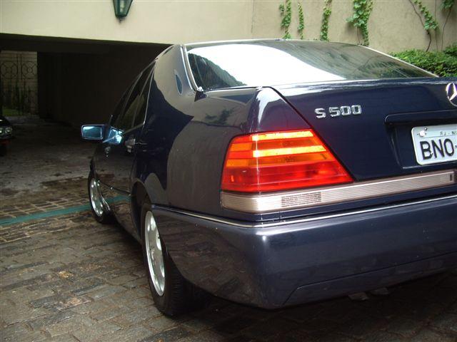 s500 1993 - S500 W140 Ano 1993/ 1993 - VENDIDO Pictur19