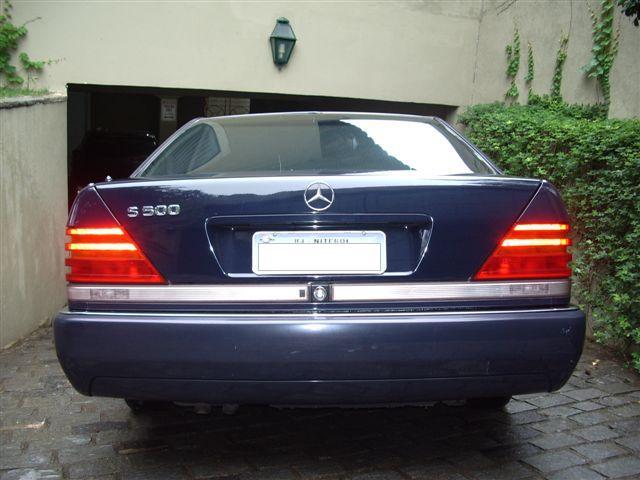 s500 1993 - S500 W140 Ano 1993/ 1993 - VENDIDO Pictur20