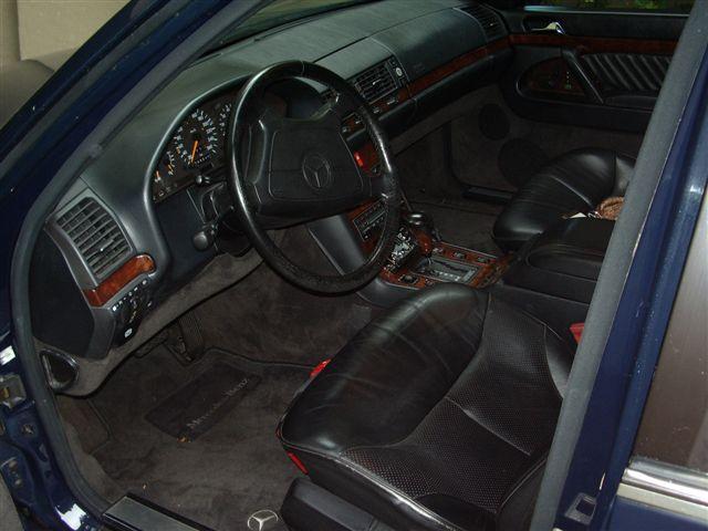 s500 1993 - S500 W140 Ano 1993/ 1993 - VENDIDO Pictur22