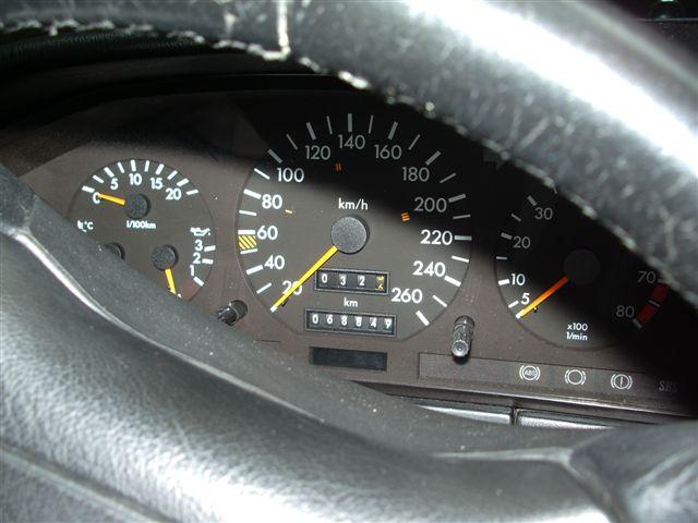 s500 1993 - S500 W140 Ano 1993/ 1993 - VENDIDO Pictur26