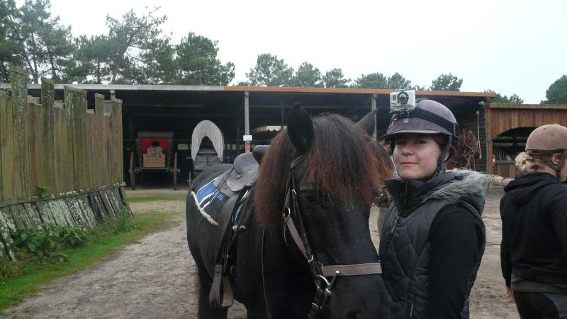 [Equitation] Balade à cheval avec la gopro P1200910