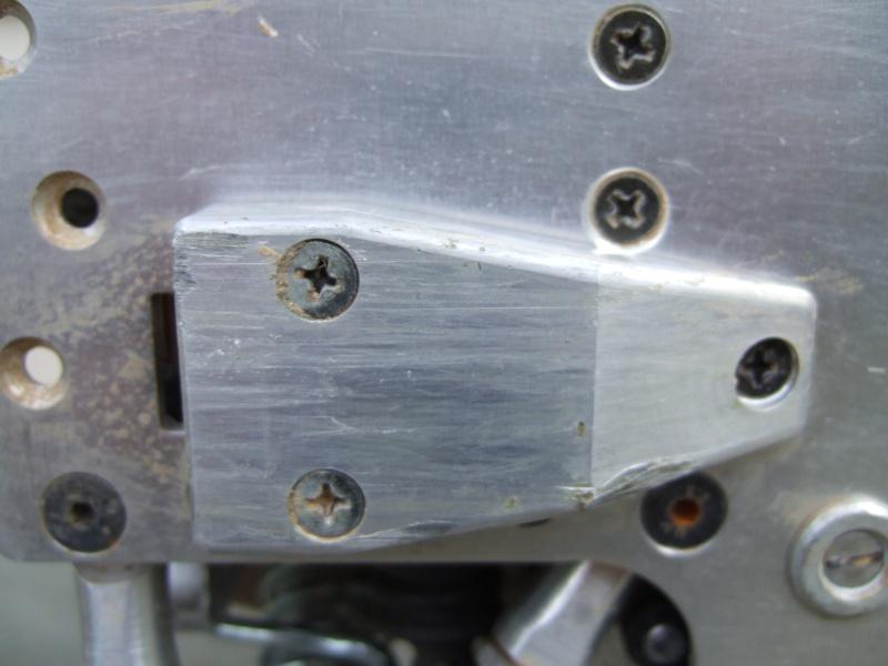 Sabot ALU couronne de diff Dscf2219