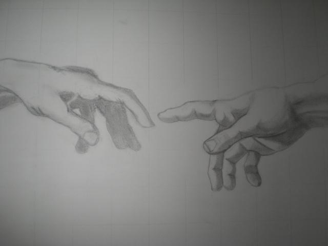 Mes dessins - reproduction, agrandissement d'oeuvres - Cimg1413